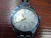 SELLITA Lady's Wristwatch INCABLOC
